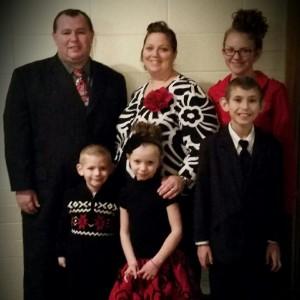 Steven Brown & Family